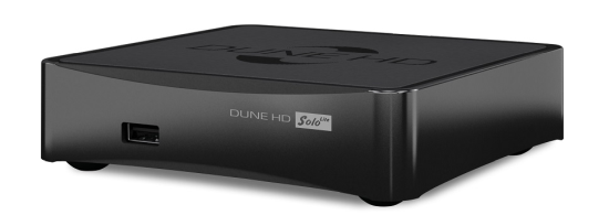 Poza Dune HD Solo Lite - HD Media Player 4K 3D